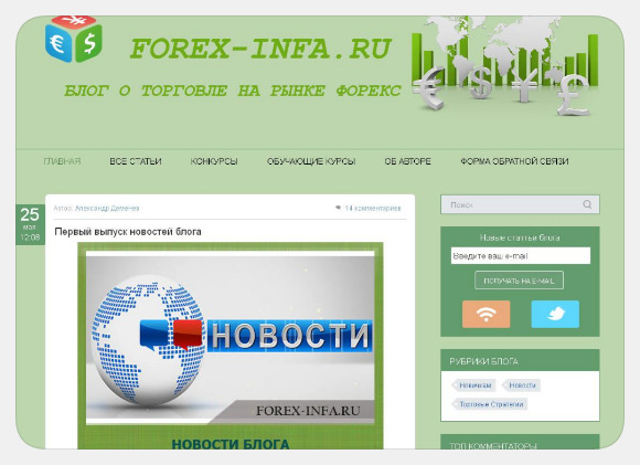 forex-infa